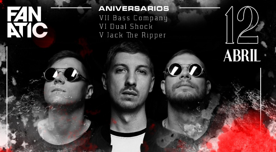 BLACK BARREL Aniversario Drum and bass